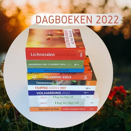 Dagboeken 2022 van Royal Jongbloed